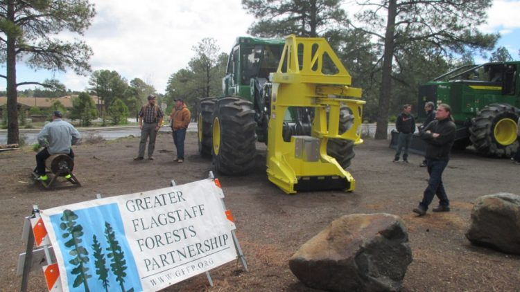 "Flagstaff ""Forest Restoration and Harvesting Methods"" Showcase"
