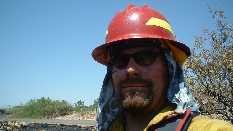 Aaron Green, Secretary, AZ Dept. of Forestry and Fire Management