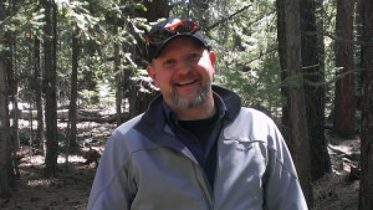 Dr. Andrew Sánchez Meador, Associate Professor of Forest Biometrics and Quantitative Ecology